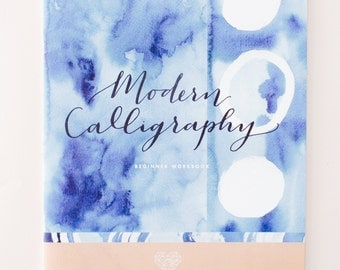 Beginner Modern Calligraphy Workbook
