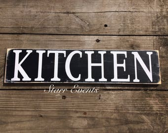 Kitchen sign. Country kitchen decor. Farm style decor.  Rustic signs. Rustic Kitchen decor. Primitive sign. Distressed kitchen signs.