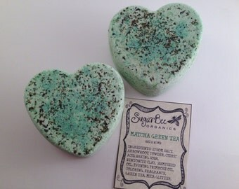 Matcha Green Tea bath bomb