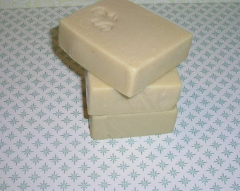 Organic natural vegetable olive oil SOAP, Bergamot & tarragon Leaves