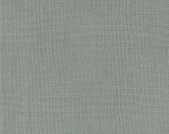 Pewter Bella Solid in Gray 9900 239, by Moda
