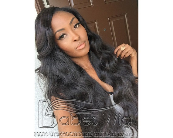 Natural Looking Lace Wigs Uk 113