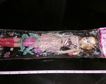 Plastic Kate Doll Old Stock Fashion