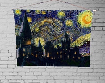 """Shop """"harry potter fabric"""" in Art & Collectibles"""