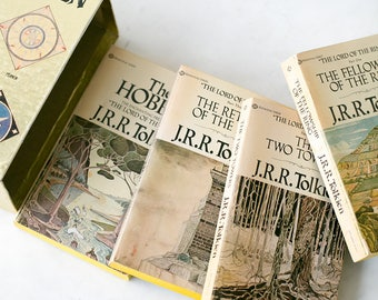Tolkien Box Set