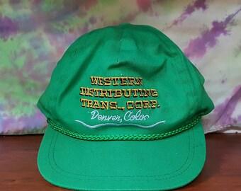 Vintage Colorado Trucker Hat
