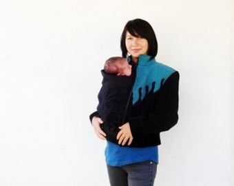 Babywearing Coat Insert. Baby wearing Coat Insert. Extention panel for Babywearing Coat.