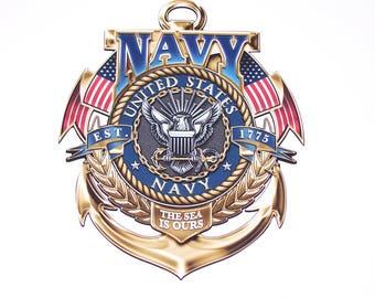 American Flag Eagle Head Star Rv Motorhome Wall Window Graphic