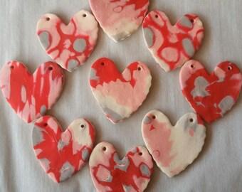 Valentine's Day Heart Necklace Kids' Craft Kits (25)