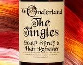 The Tingles Hair Spray, Scalp Spray, Hair Refreshing Spray, Hair Refresher, Root Spray, Cooling Scalp Spray, Rejuvenating, All Natural Hair