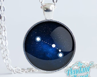 Astrology Jewelry, ARIES, Constellation Necklace, astrology gifts, gift for girl friend, gamers, crystal lovers, new age, metaphysical