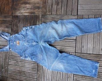 overalls levis 80 s
