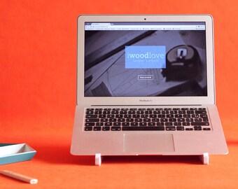 xs desk - light gray