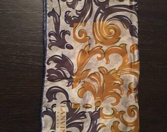 Jeanne Lanvin Paris scarf