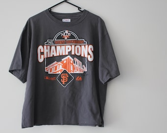 NLDS Champions cropped tee
