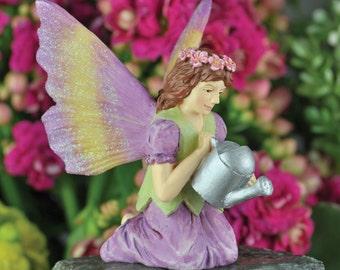 Fairy Garden  - Fan - Miniature