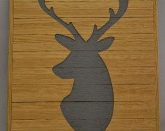 Oak reindeer