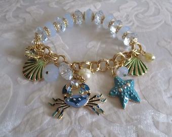 Bracelet and shellfish