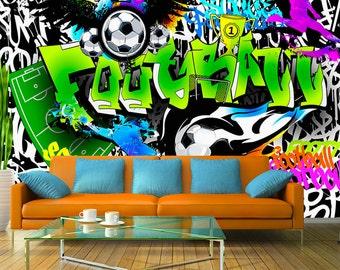 Soccer wallpaper   Etsy