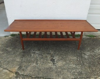 Vintage MC Danish Coffee Table