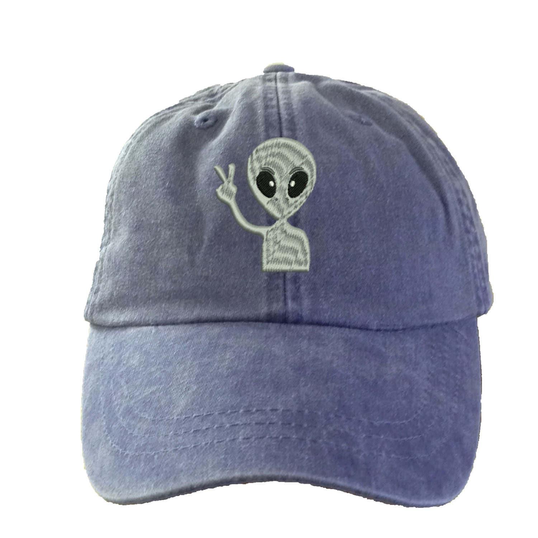 ALIEN Hat. Ladies Hat. Baseball Hat. Cool Mesh Lining  ALIEN Hat. Ladi...