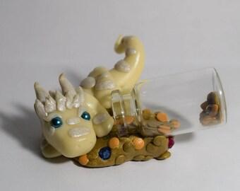 Glow-in-the-dark Treasure Dragon