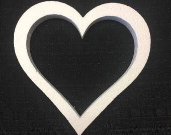 Valentine's Day Open Heart