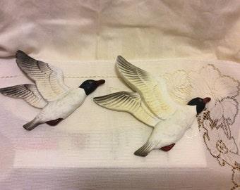 Seagull Figurine Etsy