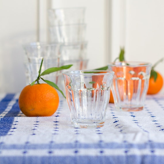 Classic Petit French Bistro Glasses - set of 8