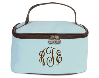 Chandler BB Train Case, Cosmetic Case, Make-Up Case, Monogrammed