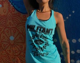 Militant Femme Tank