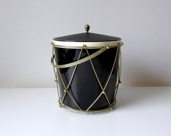 vintage 1960s ice bucket