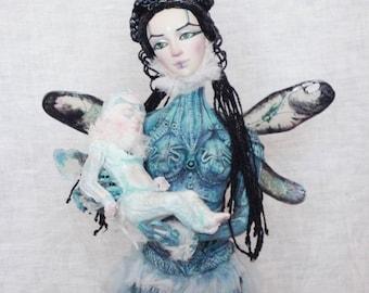 OOAK Art Doll Revival