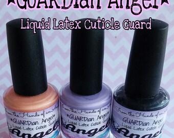 GUARDian Angel- Liquid Latex Cuticle Guard