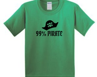 Pirate t-shirt, pirate tshirt, pirate tee, boy's t-shirt, boy's tshirt, boy's tee, youth t-shirt, youth shirts, boy's shirts, toddler tshirt