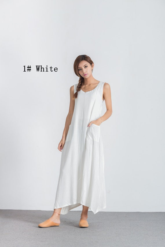 Women 39 s loose fitting dress oversize bridesmaid dress for Loose fitting wedding dresses