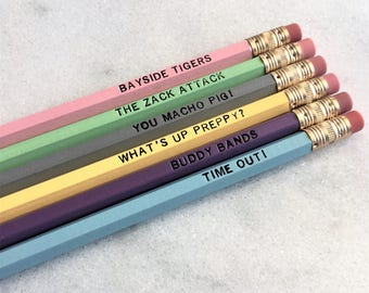 Meet Me At the Max Pencil Set