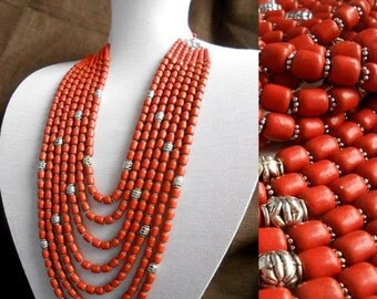 Ceramic necklace, ceramic beads, slavic jewelry, ukrainian necklace, ethnic necklace, ceramic, beaded necklace, beadwork, handmade, beads