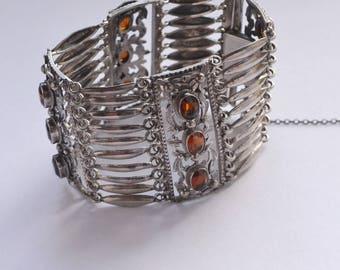 Peruzzi link bracelet