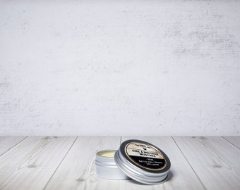 Mustwax ~ natural moustache wax / / Natural mustache wax