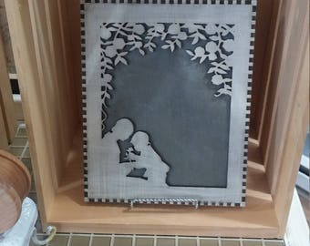Mother and Child Frame