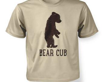 Bear Cub kids t-shirt