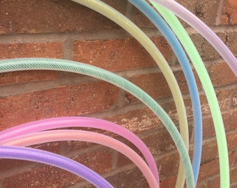Colored Cable Ribbon 5/8 Polypro Hula Hoop