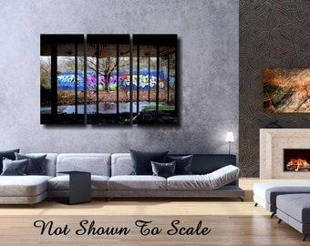 Graffiti Art Canvas, Large Canvas Art, Large Wall Art Canvas, Large Wall Art, Graffiti Art, Canvas Art, Graffiti On Canvas, FREE Shipping