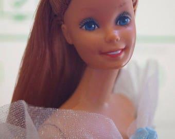 Vintage 80's/90's Barbie Mattel ReRoot TLC