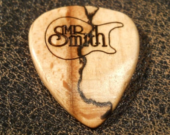 pick, wood pick, handmade