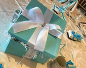 Gift Box Centerpiece perf...