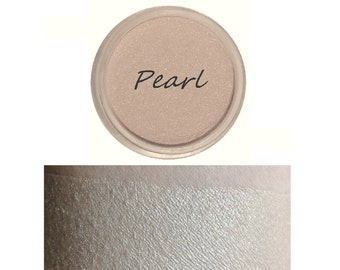 Mineral Eyeshadow, 'PEARL', Eye Shadow and Eye liner, Vegan, Cruelty-free