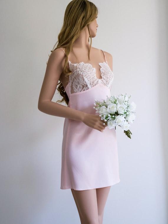Silk Camisole /Luxury Lingerie/Honeymoon Lingerie/Babydoll