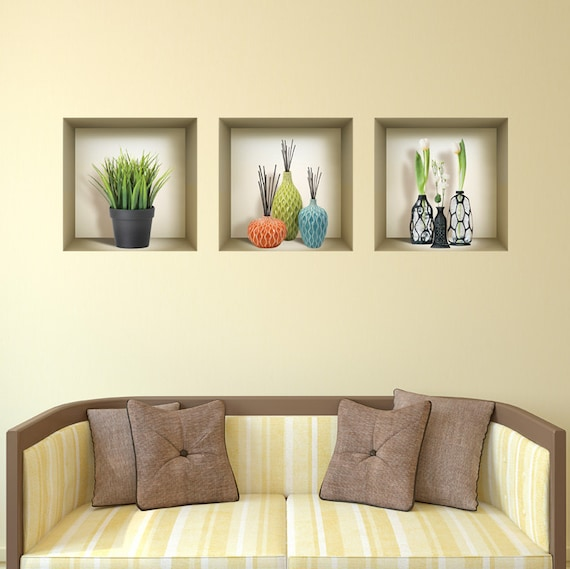 Items Similar To Wall Decals Wall Decor Living Room Peel